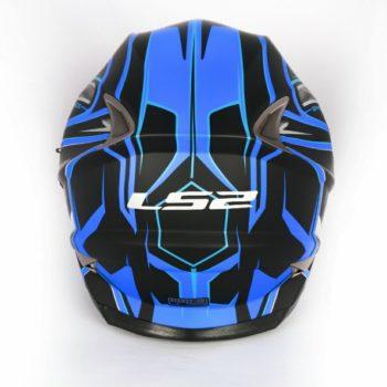 302 space matt black blue 2