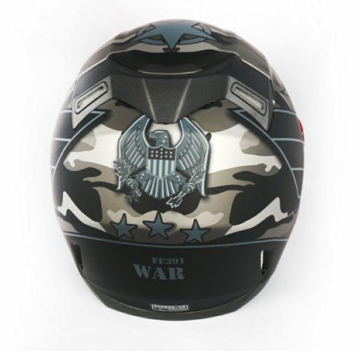 391 FF war matt black grey 3