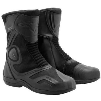 Alpinestars Air XCR Gore Tex Black Boots