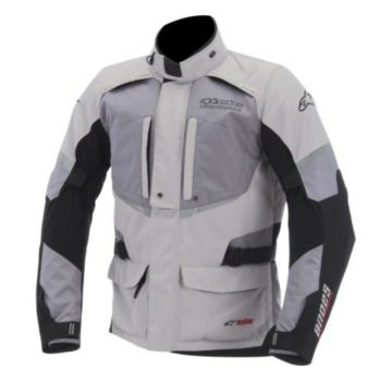 Alpinestars Andes Drystar Grey Black Jacket
