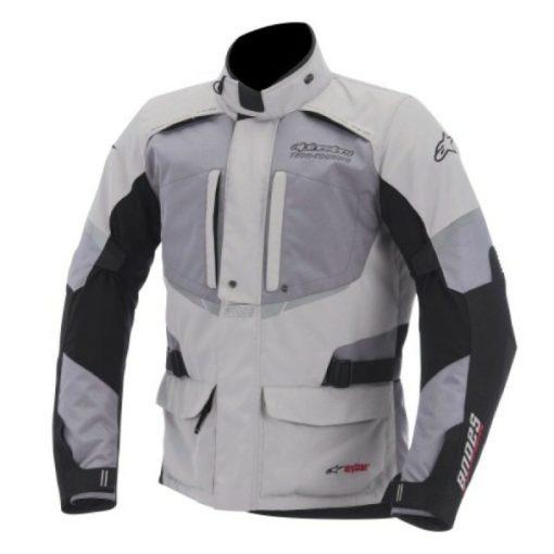 Alpinestars Andes Drystar Grey Black Jacket