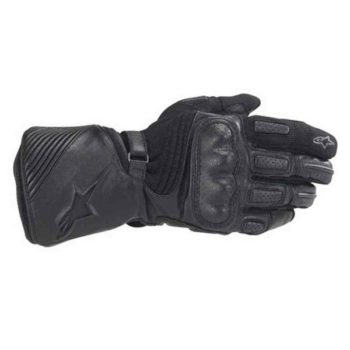 Alpinestars Apex Drystar Black Riding Gloves 1