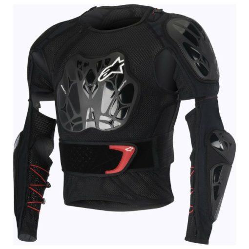 Alpinestars Bionic Tech Black White Red Jacket 1