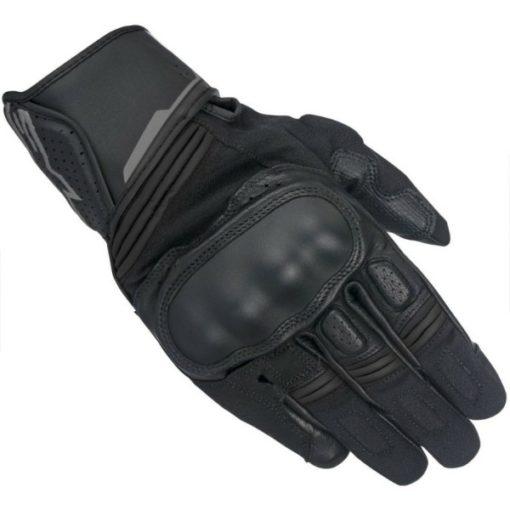 Alpinestars Booster Black Riding Gloves