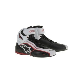 Alpinestars Faster 2 Black White Shoes