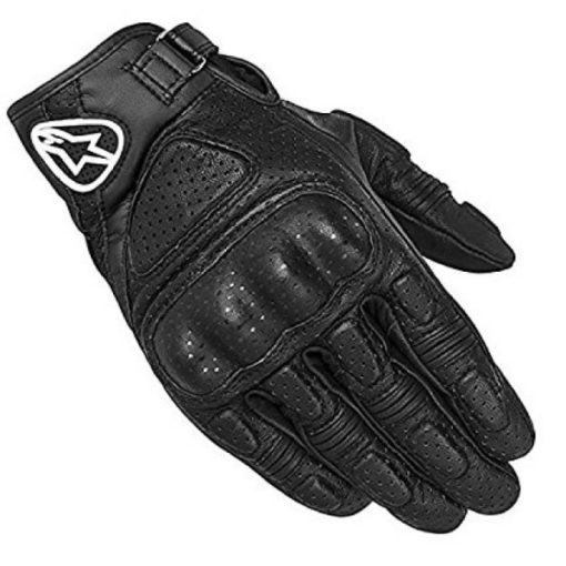 Alpinestars Mustang Black Riding Gloves