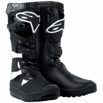Alpinestars No Stop Trail Black Boots