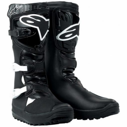 Alpinestars No Stop Trail Black Boots