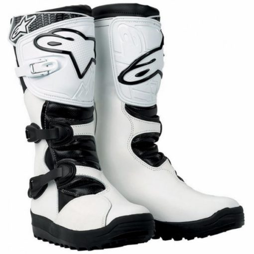 Alpinestars No Stop Trail White Boots