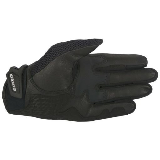 Alpinestars SMX 1 Air Black Riding Gloves 2