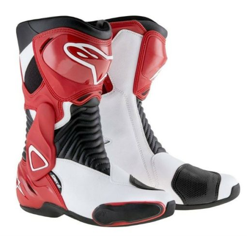 Alpinestars SMX 6 Black Red White Boots