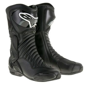 Alpinestars SMX 6 V2 Black Boots