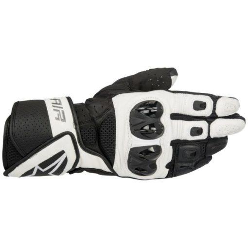 Alpinestars SP Air Black White Riding Gloves