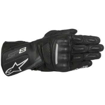 Alpinestars SP8 V2 Black Riding Gloves