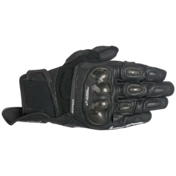 Alpinestars SPX Air Carbon Black Riding Gloves