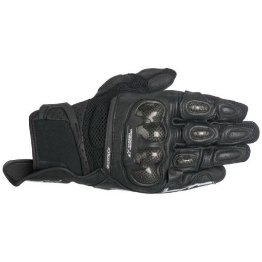 Alpinestars SPX Air Carbon Black Riding Gloves