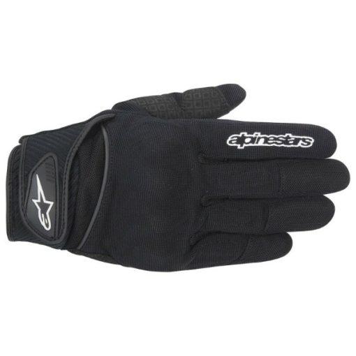 Alpinestars Spartan Black Riding Gloves 1