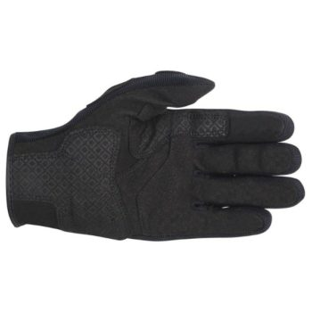 Alpinestars Spartan Black Riding Gloves 2