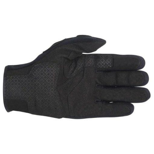 Alpinestars Spartan Black Riding Gloves 2