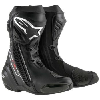 Alpinestars SuperTech R Black Boots