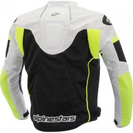 Alpinestars T GP Plus R Air Black White Fluorescent Yellow Jacket 2