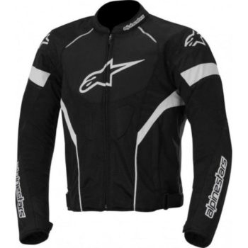 Alpinestars T GP Plus R Air Black White Jacket