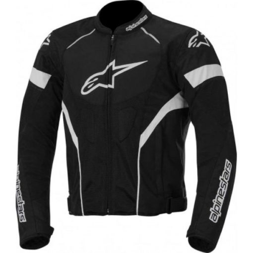 Alpinestars T GP Plus R Air Black White Jacket