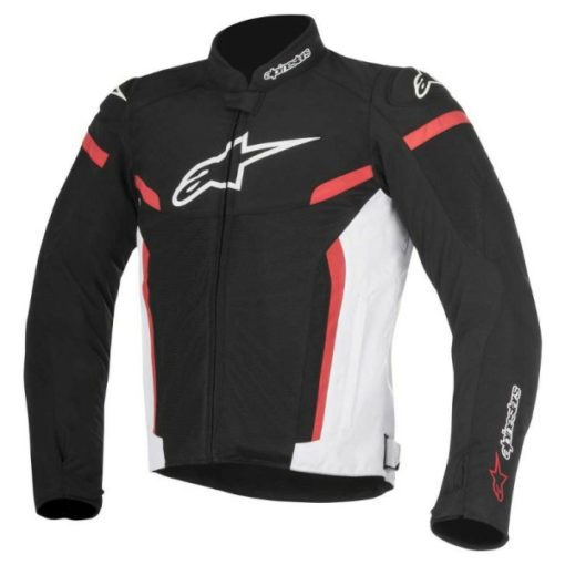 Alpinestars T GP Plus R V2 Air Black White Red Jacket 1