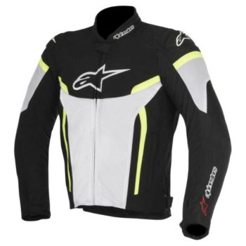 Alpinestars T GP Plus R V2 Air Black White Yellow Jacket