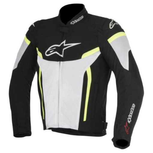 Alpinestars T GP Plus R V2 Air Black White Yellow Jacket