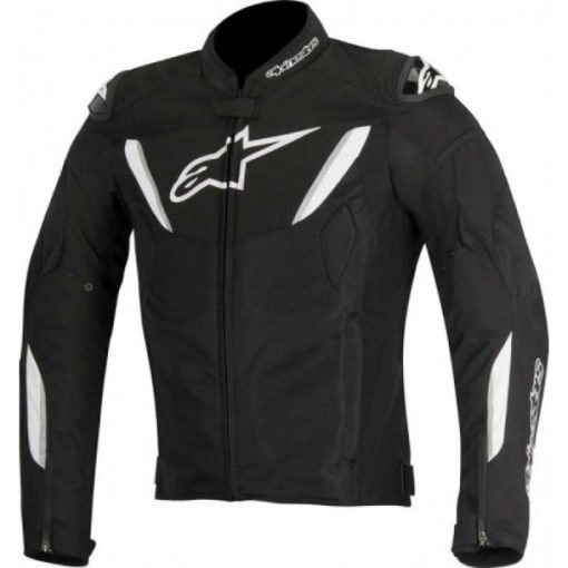 Alpinestars T GP R Air Black White Jacket 1