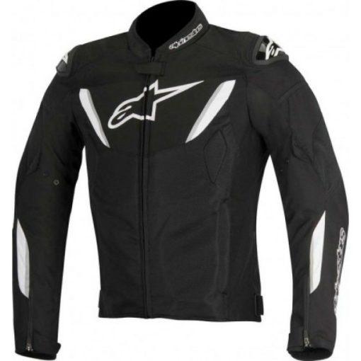 Alpinestars T GP R V2 Air Black White Jacket 1