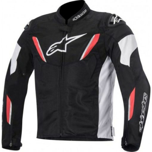 Alpinestars T GP R V2 Air Black White Red Jacket