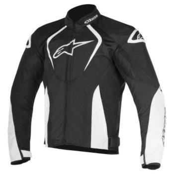 Alpinestars T Jaws V2 Air Black White Jacket 1