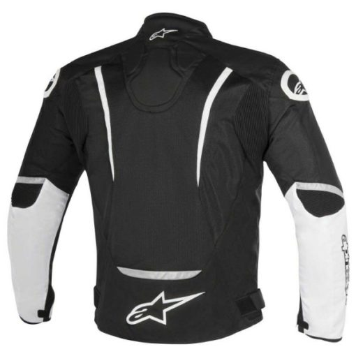 Alpinestars T Jaws V2 Air Black White Jacket 2