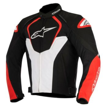 Alpinestars T Jaws V2 Air Black White Red Jacket