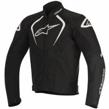 Alpinestars T Jaws V2 Air Plus Black Jacket