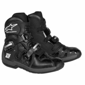 Alpinestars Tech 2 Black Boots