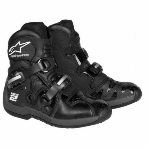 Alpinestars Tech 2 Black Boots