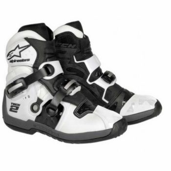 Alpinestars Tech 2 White Boots