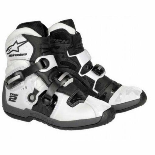 Alpinestars Tech 2 White Boots