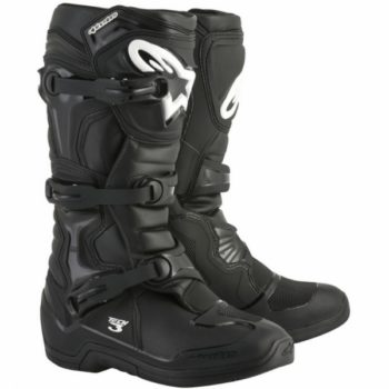 Alpinestars Tech 3 Black Boots
