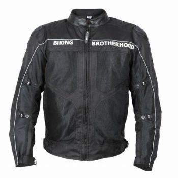 BBG Ladakh Black Riding Jacket 1
