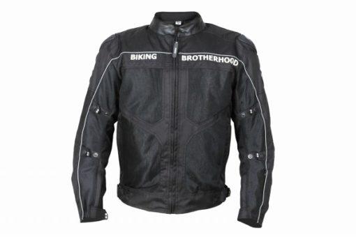 BBG Ladakh Black Riding Jacket 1