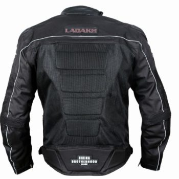 BBG Ladakh Black Riding Jacket 2