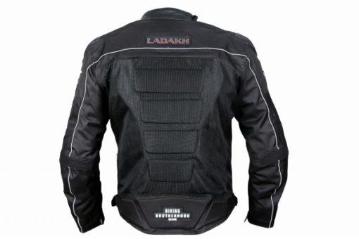 BBG Ladakh Black Riding Jacket 2