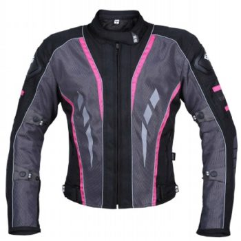 BBG Navigator Lady Pink Riding Jacket 1