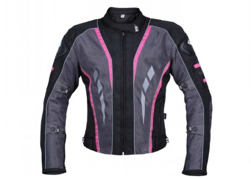 BBG Navigator Lady Pink Riding Jacket 1