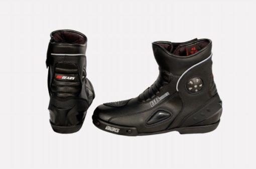 BBG black short boots 1