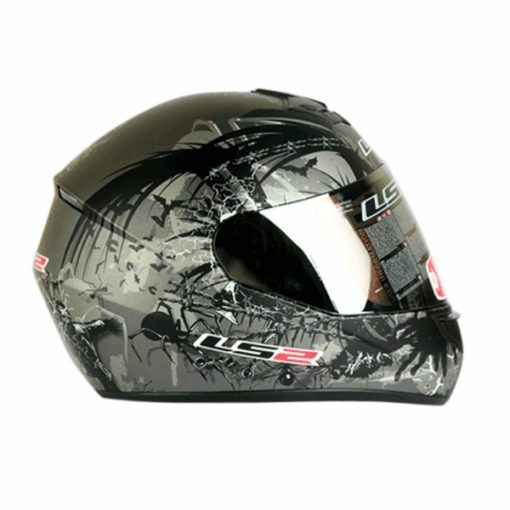 LS2 FF 352 Phobia Matt Anthracite Full Face Helmet 2